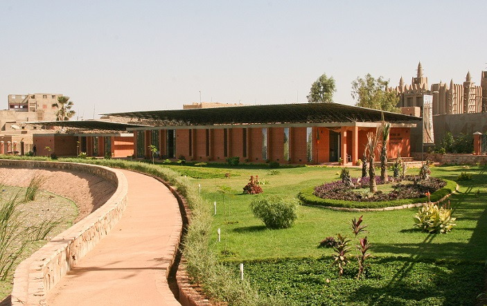 Kere_centre_earth_architecture_mopti