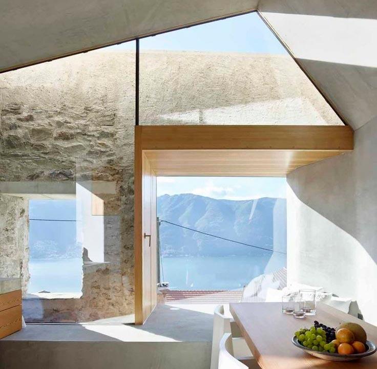 Imagen Tranformación de Casa de Piedra en Scaiano por Wespi de Meuron Romeo architects